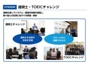 通関士・TOEIC