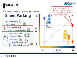 silent parking